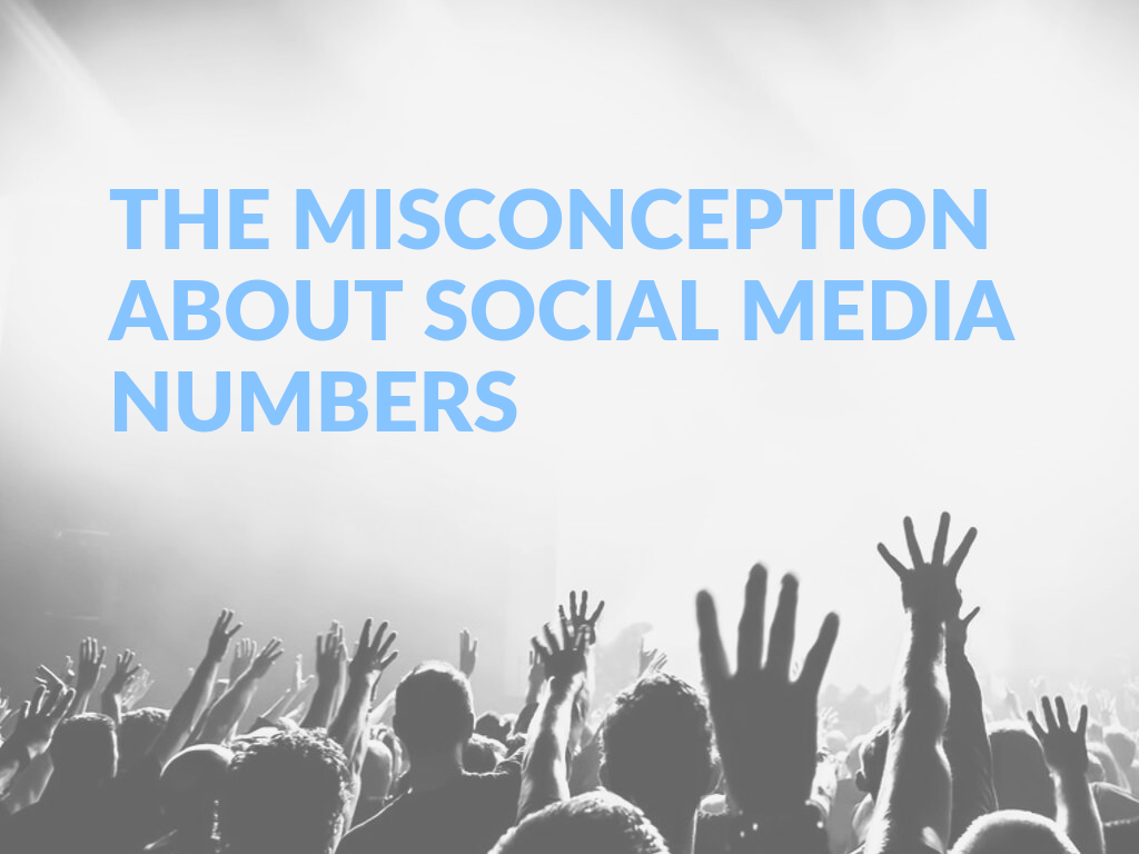 BIZDEV SOCIAL: THE MISCONCEPTION